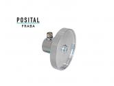 - POSITAL FRABA - enkoder z kołem pomiarowym