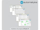 - AP Automatyka - program na PC do wizualizacji i rejestracji pomiarów APSystem PC
