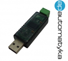- AP AUTOMATYKA - Konwerter CONV-RS485/USB firmy AP Automatyka