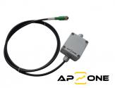 - AP AUTOMATYKA - Programowalny przetwornik wilgotności i temperatury Si-H00C1... APONE