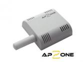 - AP AUTOMATYKA - Przetwornik wilgotności, temperatury, stężenia CO2 i ciśnienia atmosf.