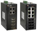 Zarządzalne switche przemysłowe EtherWAN serii EX71000