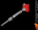 Wibracyjny sygnalizator poziomu materiałów sypkich Model 217
