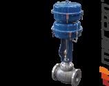 Zawór regulacyjny Typ Z1A do zastosowań przemysłowych