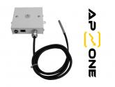 - APONE - Przetwornik temperatury z Ethernet LAN (Modbus TCP) Li-T00W1E0